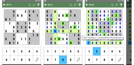 Free Sudoku Game Review