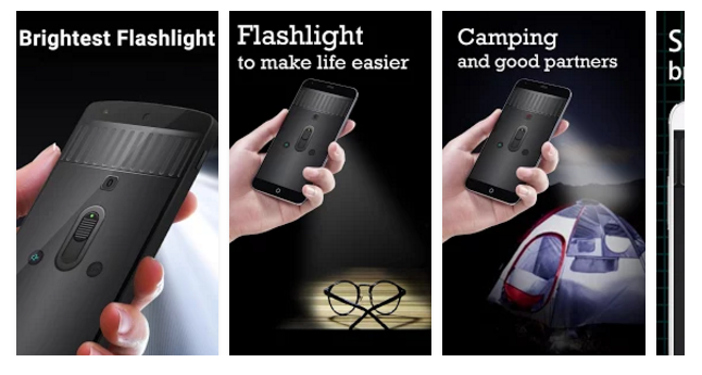 Review: Super Flashlight by Modelad Inc.