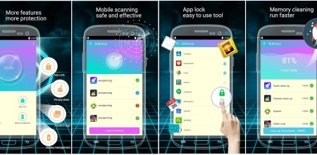 Keep your Phone Secure with Antivirus Cleaner: Review