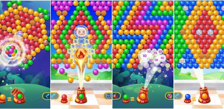 Join in the Fun with Bubble Shooter