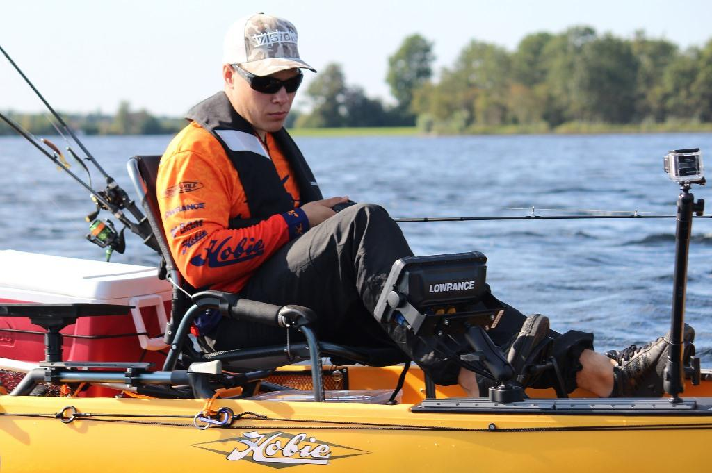 Fish Finder with GPS