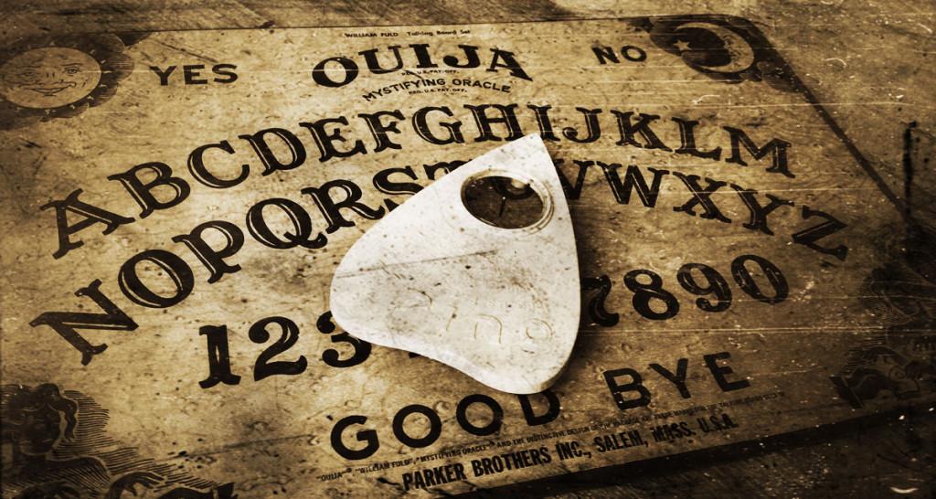 A Real Virtual Ouija Board Experience