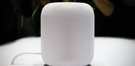 Apple Finally Introduces Its HomePod at WWDC 2017