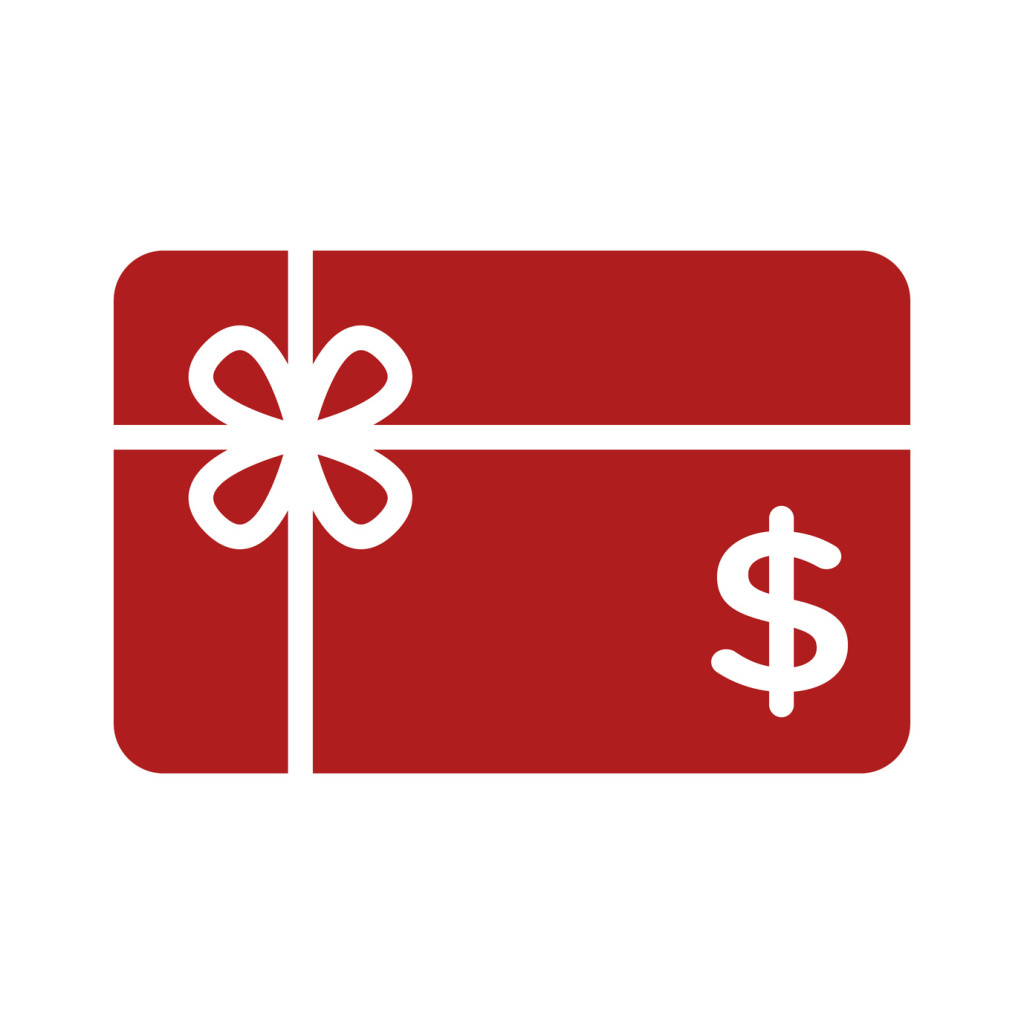 Design Your Own Custom Gift Certificates