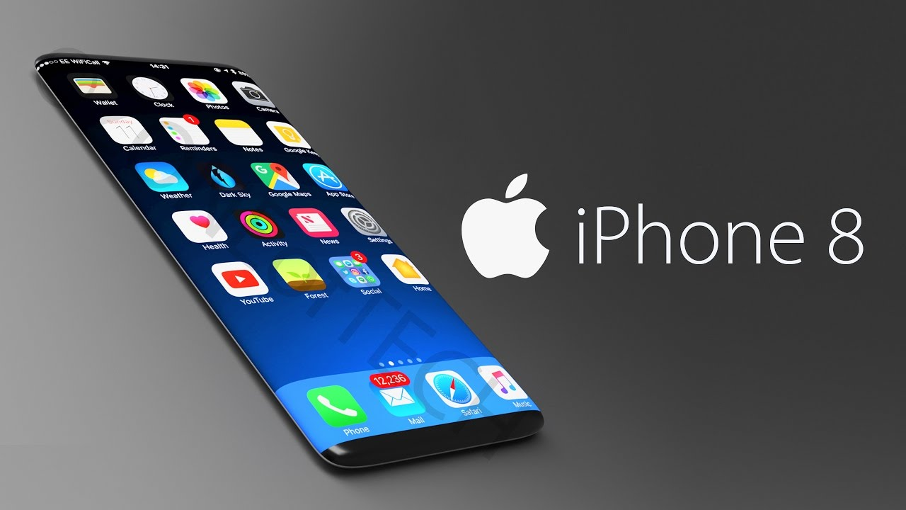 iPhone 8; All the Rumors about Apple's Anniversary Phone