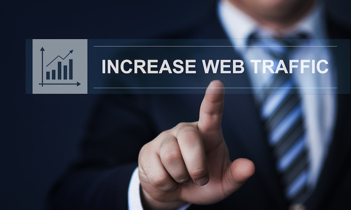 9 Successful Ways to Increase Your Web Traffic
