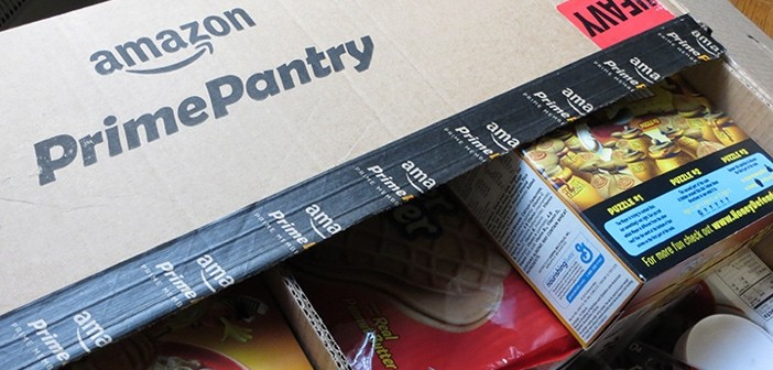 4 Reasons to Shop with Amazon Prime Pantry Today