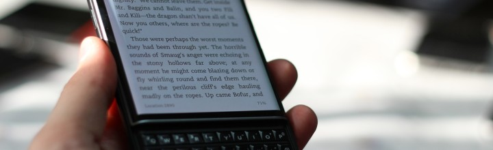 BlackBerry Shares Rise due to Software Sales
