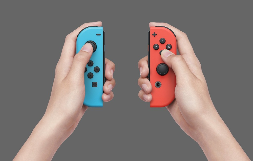A Review of Nintendo Switch Neon Blue and Red Joy-Con