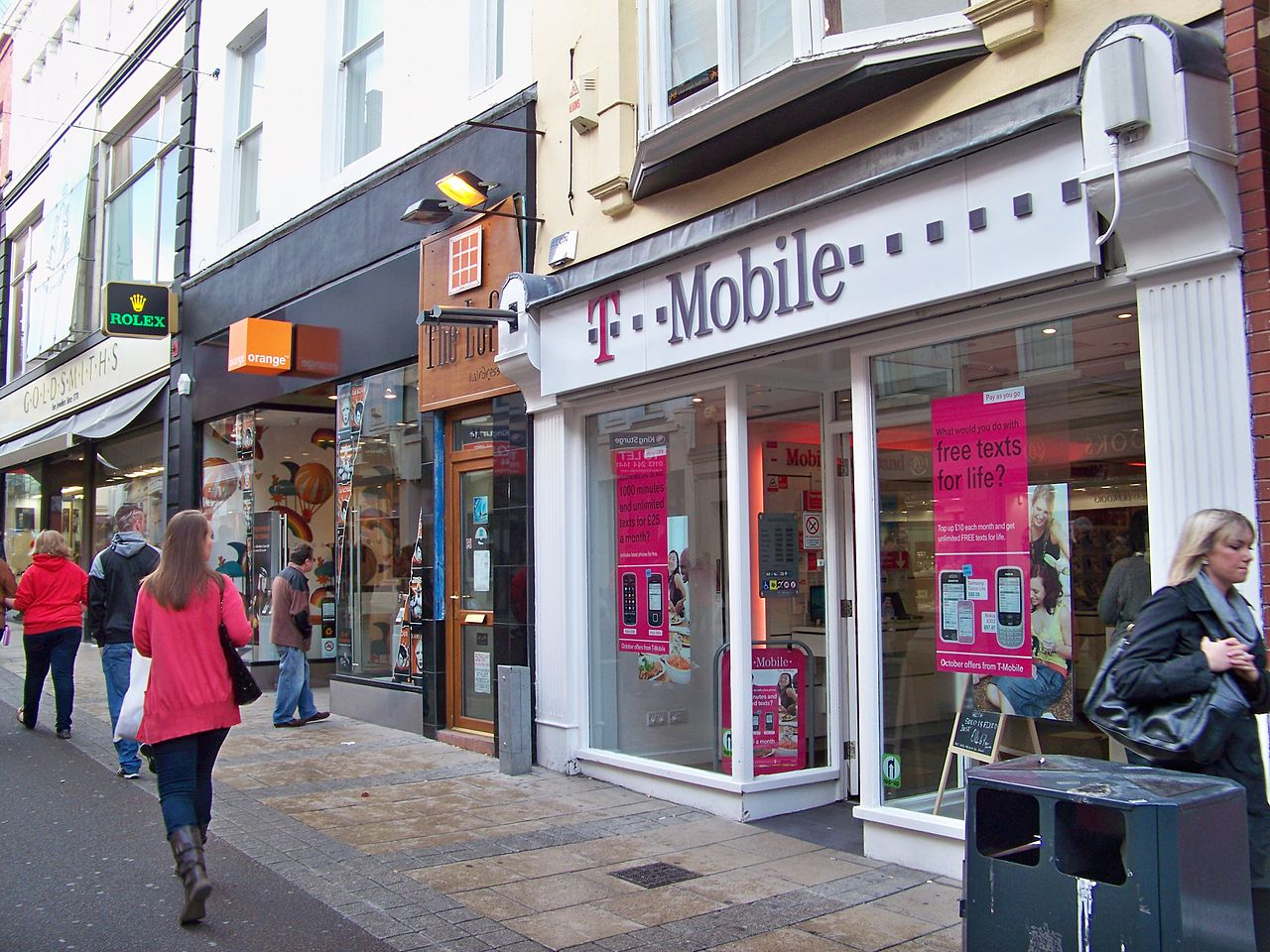 T-Mobile US May Propose Substantial Share Buyback