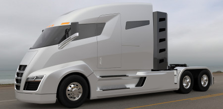 Self-Driving Lorries Given Green Light To Begin Trials
