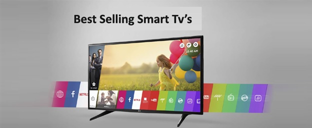 Top Selling Smart TVs in India in 2017