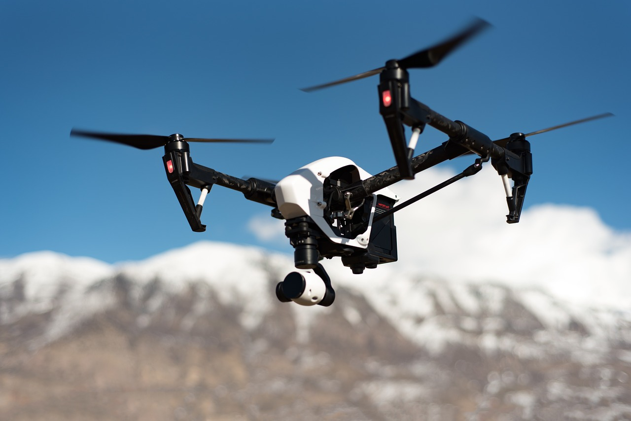 Some of the Perfect Uses of Modern Drones