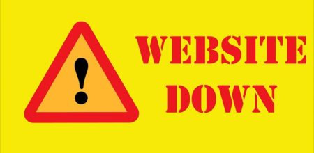 3 Things To Do When Your Website Goes Down
