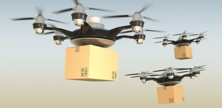 How Do Drones Help with Logistics and Transport?