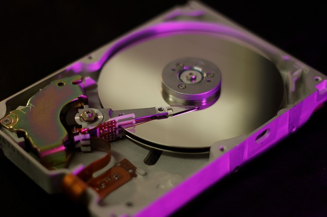 EMC store disc