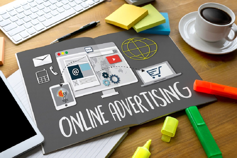 Website and online advertising