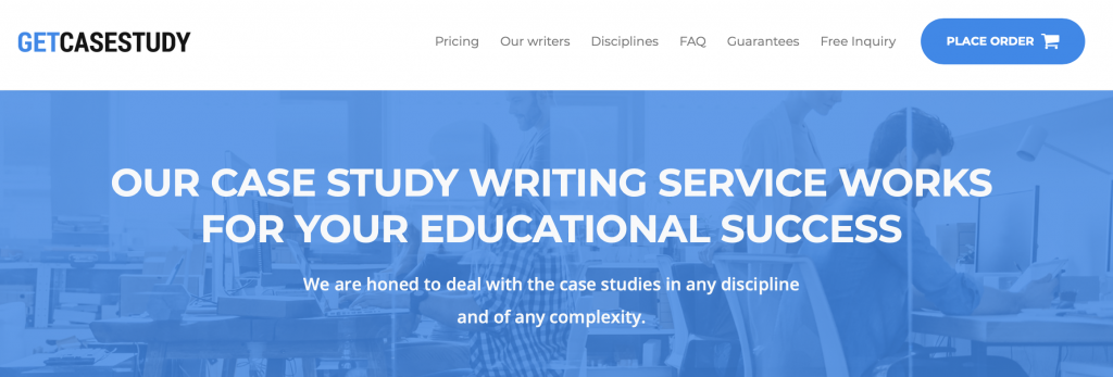 GetCaseStudy.com: Specialized Case Study Writing Service for Students