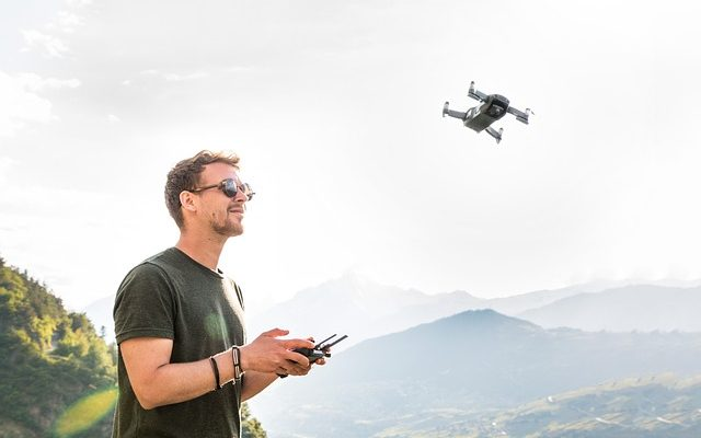 How to Shoot Cinematic Drone Footage