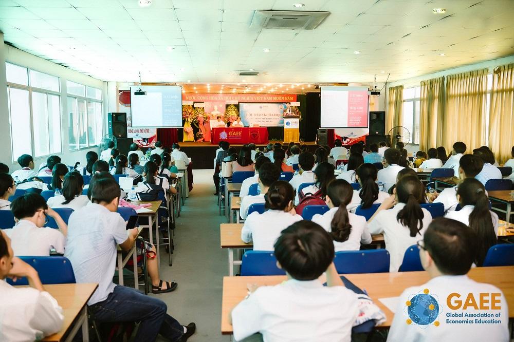 Student-Run Organization 'Global Association Of Economics Education' Granted NGO Status