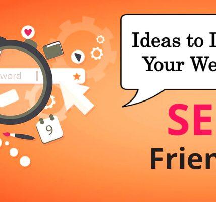 Smart Ideas to Design Your Website More SEO Friendly